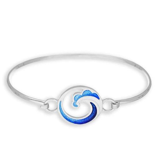 Ortak | Coastal Silver Bangle