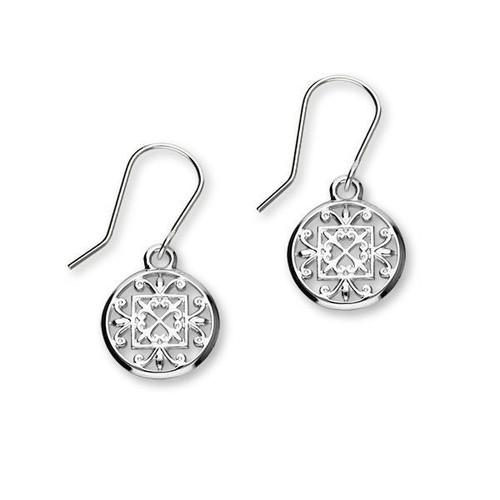 Ortak | St Magnus Silver Earrings
