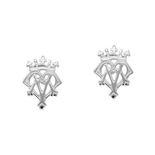 Ortak | Luckenbooth Silver Earrings