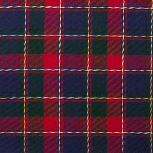 QUEBEC LIGHT WEIGHT TARTAN FABRIC