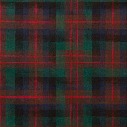 MACDUFF HUNTING MODERN LIGHT WEIGHT TARTAN FABRIC