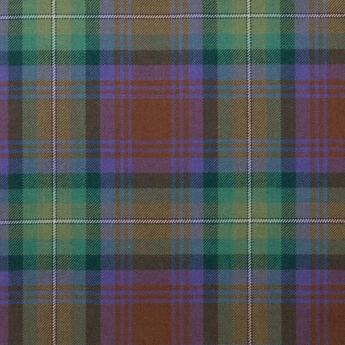 Isle of Skye Light Weight Tartan Fabric