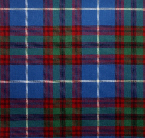 EDINBURGH LIGHT WEIGHT TARTAN FABRIC