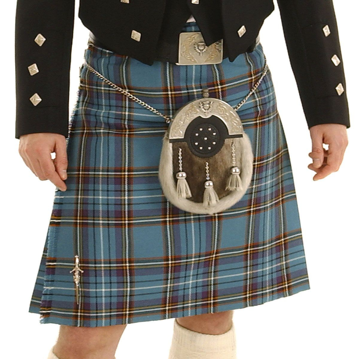 1b9b50c7d3f2 8 Yard Traditional Edinburgh 16oz Heavy Weight Kilt