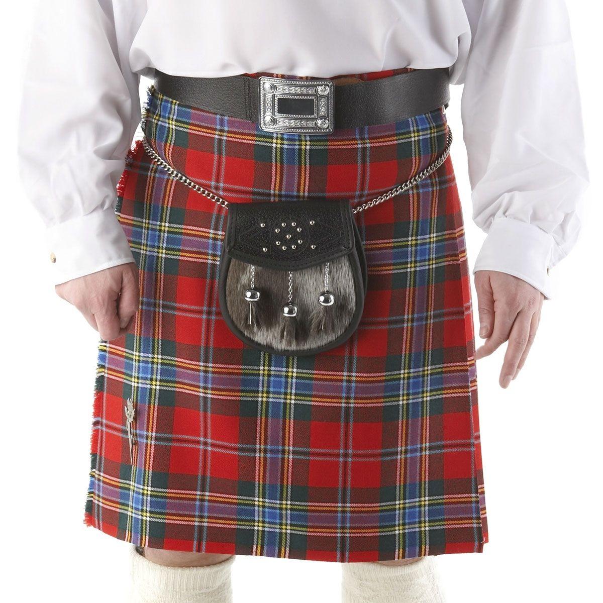 3495bf27bd7 10oz Casual 4 Yard Kilt - Burnett s   Struth Scottish Regalia