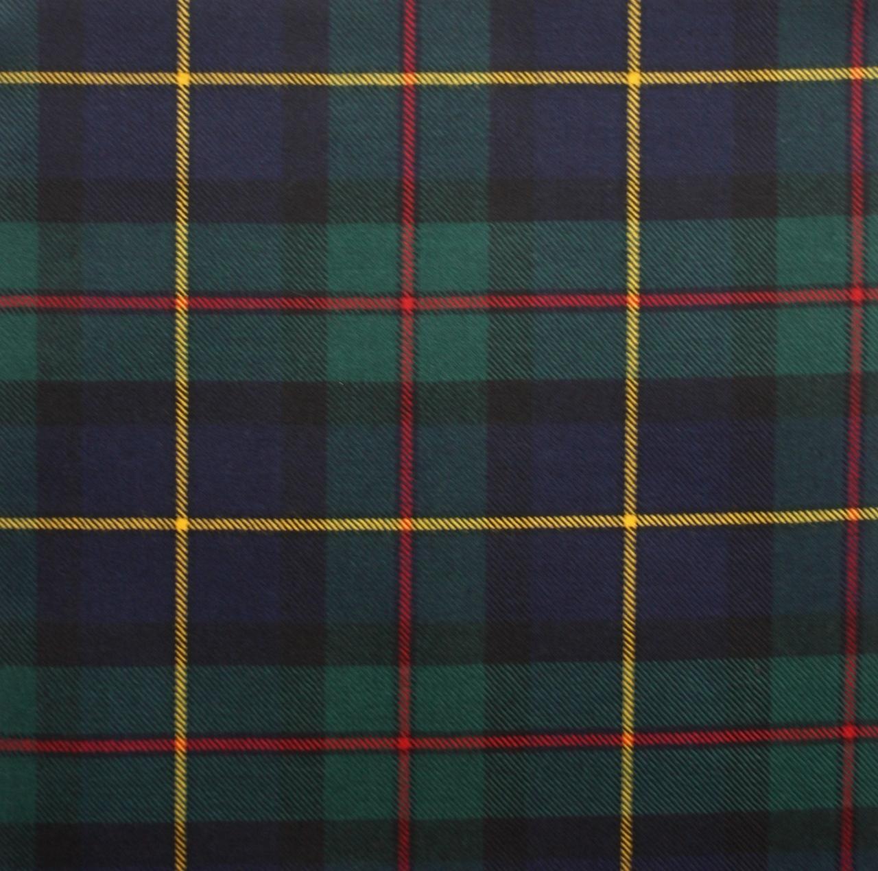 Tartan Sash Clan MacLeod of Lewis MacLeod of Harris Ladies Scottish Wool Plaid