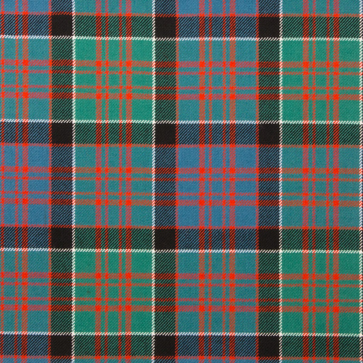 MACDONALD OF CLANRANALD ANCIENT LIGHT WEIGHT TARTAN FABRIC 960dc20df