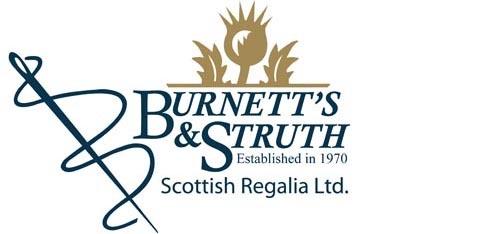 Burnett's & Struth Scottish Regalia
