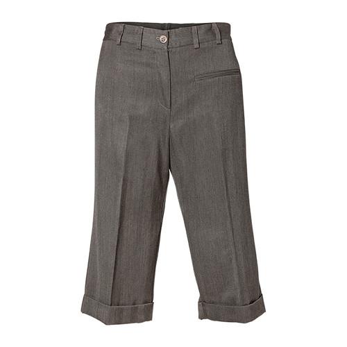 Tailored Short Khaki / Poly / Wool Blend
