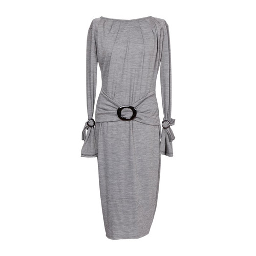 St Avenue Dress 52% Wool / 48% Tencel