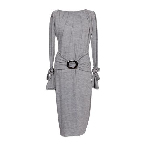 St Avenue-Kleid 52% Wolle / 48% Tencel