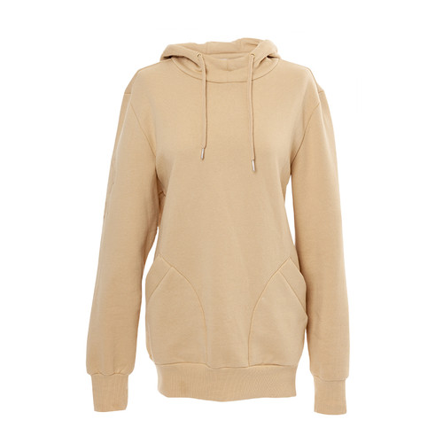 Koji & Ko - NJ1 - Oversized Pullover with hoodie