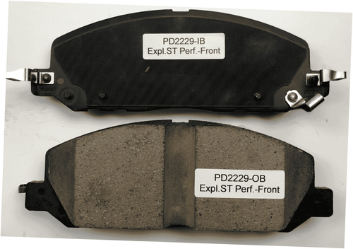 [PD2229-391] RB Pads for Ford Explorer ST 2020+ Front (Street & Perf. Pack)