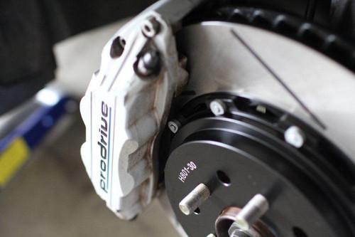 RB 2 pc Rotor Kit (330x28) for Stoptech, Alcon/Prodrive BBK Rotor Repl. for Subaru WRX, Audi etc. (Price includes hardware sets)