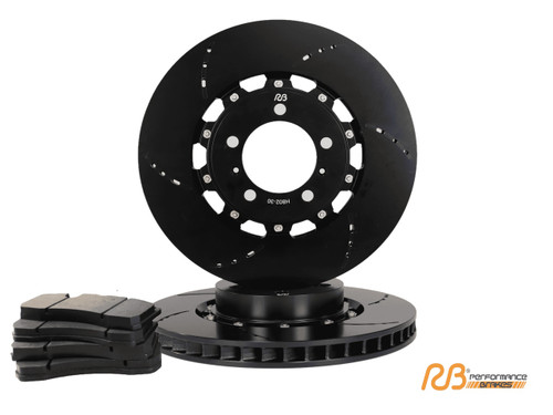 RB 2pc Rotor Kit (360x32) for Jeep G-C SRT8 06-10 Front
