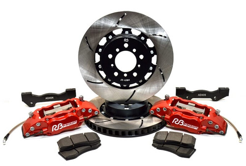 RB 4 pot CaliperBBK for Lexus RCF/GSF/GS/IS/ISF REAR