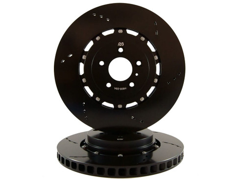 RB 2pc Rotor (320x26) Stock Repl for Tesla M3 (Non-Perf.) Front
