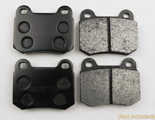 Brake shim - 350Z/EVO/G35/STi REAR w/Brembo Caliper