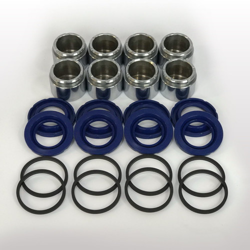 Save 10% on Rebuild Kit for Dodge Viper Gen 3/4/5, Supra 2020+ Front Calipers (Price is for 2 Calipers)