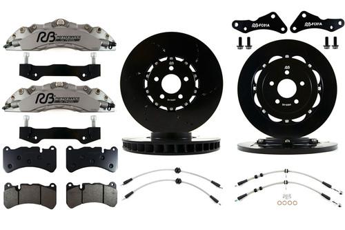 RB BBK (380/350) for  Ford Focus ST/RS 2011+ (P/N 2564-K & 2565-K)