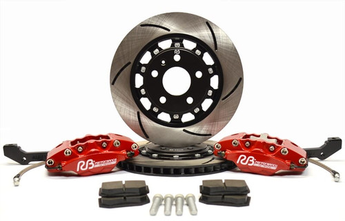 RB 4/2 Pot Caliper Kit (330X30/330X24) for Lexus IS 300 Front & Rear (P/N 2083-K & 2298-K)