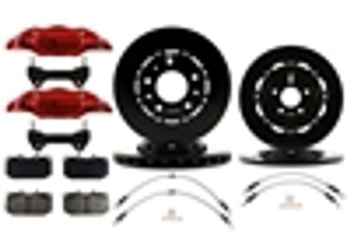 RB OE Size Kit (290x22/280x10) w/RB 4 Pot Calipers for Mazda Miata NC 06-15 (P/N 2228-K & 2557)