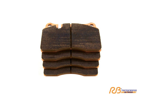 [PD1165-40] RB XC-40 Sintered Brake Pad for ZR1 CCM Rotor (Rear)
