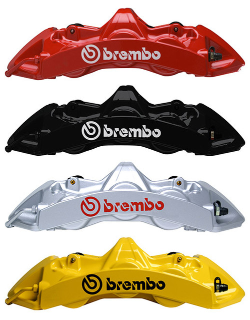 For Brembo 6 pot Mono-Block Calipers