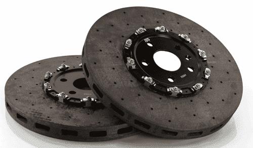 00 Fits Subaru Impreza RS w//Rear Disc OE Replacement Rotors w//Metallic Pads R