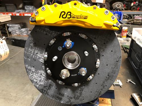 RB-CCB System Kit (400x36/390x32) for Jeep SRT8 2012+ Incl. Trackhawk 2018+ (P/N 2C11-K & 2C50-K)