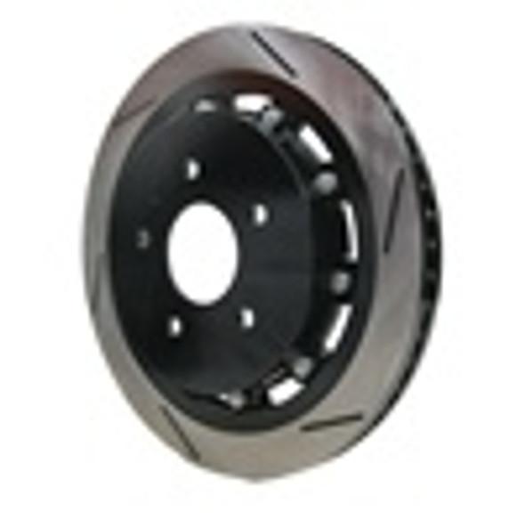 Two-piece rotor  (Slot) - 350Z (Brembo) REAR 03-08, G35 (Brembo) REAR 03-04