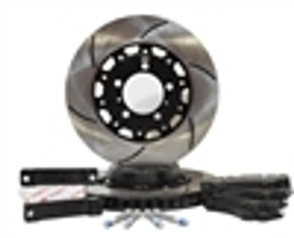 RB 2pc Rotor Kit (350x28) for Porsche w/330mm Rear Upgrade to 350mm