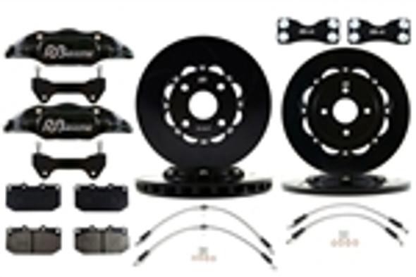 "RB 14"" Track Duty Big Brake Kit for Ford Focus ST/RS 2011+ (P/N 2566 & 2565)"