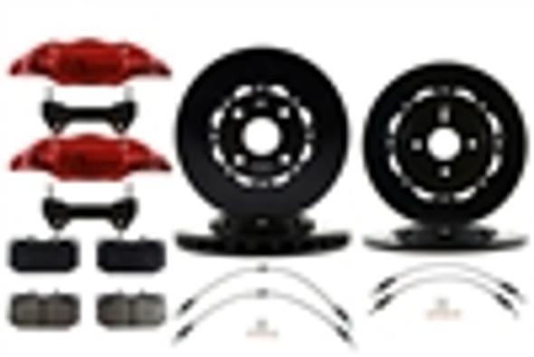 """RB 280mm (11"""") Balanced Brake Kit for Mazda Miata MX-5 (2016+) (P/N 2551 & 2552)"""