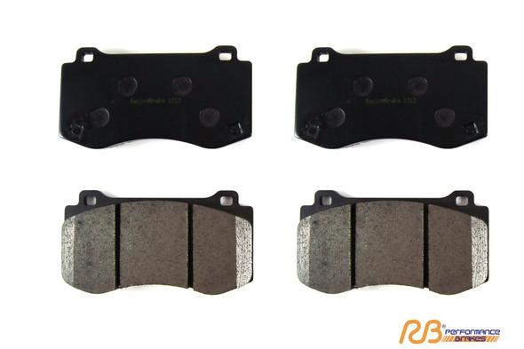[PD1149-397] RB (XT970) Brake Pad: RB460 Caliper/MB/Jeep/Challenger