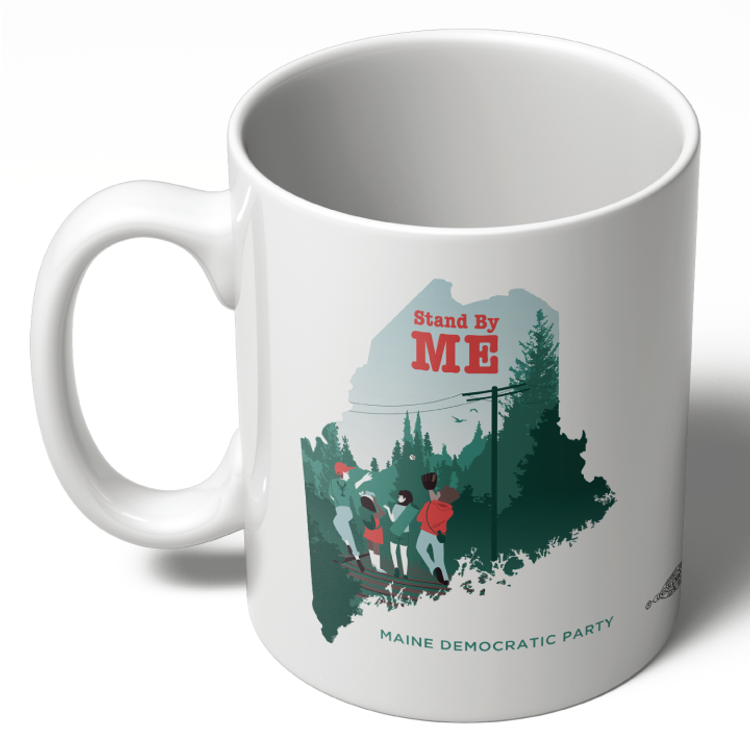 Stand By ME (11oz Ceramic Mug)