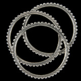 Bangle Bracelets, Sterling Silver, handmade by Bowman Originals, Sarasota, 941-302-9594