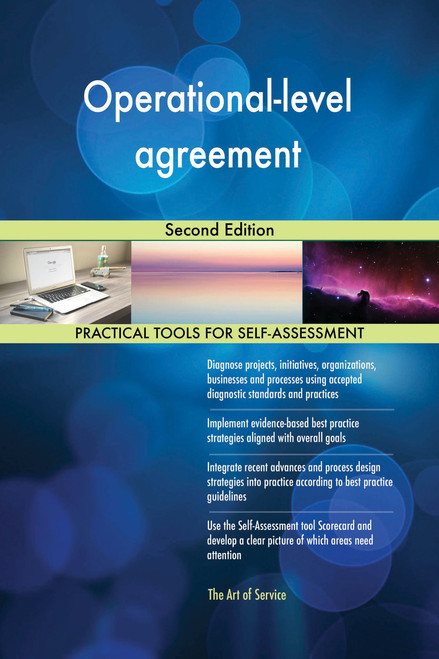 Operational-level agreement Second Edition