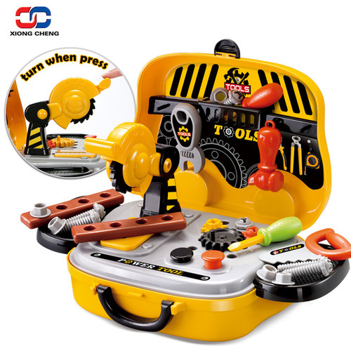 Construction Play Set Tool Box