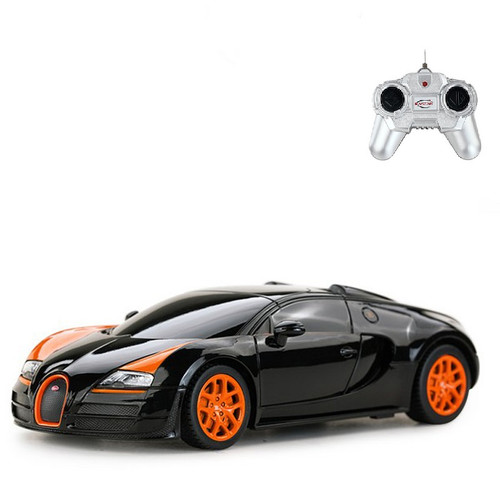 Bugatti Remote Control Toy Car