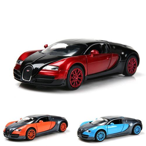Bugatti Toy Model