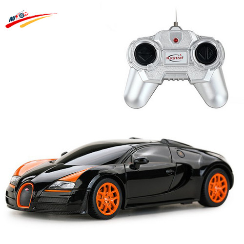 Bugatti RC Toy Car