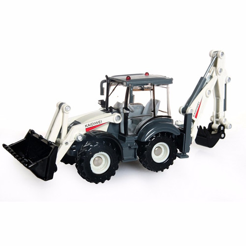 Backhoe Toy Model