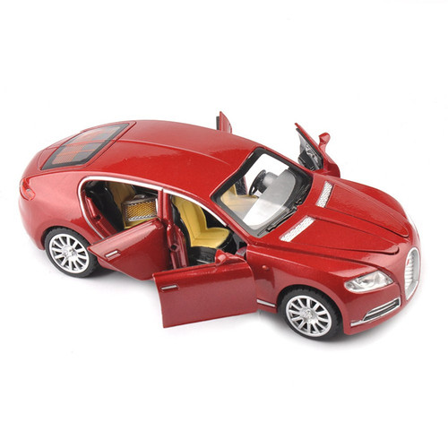 Bugatti Galibier Toy Model
