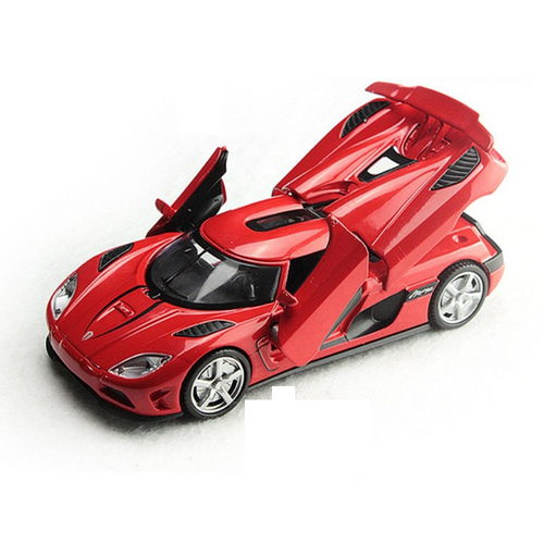 Koenigsegg Toy Model
