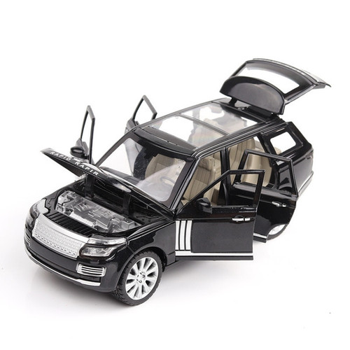 Range Rover Toy Model