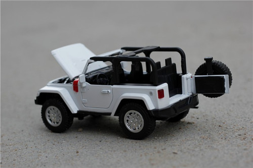 Jeep Toy Model