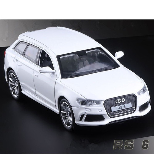 Audi RS6 Toy Model