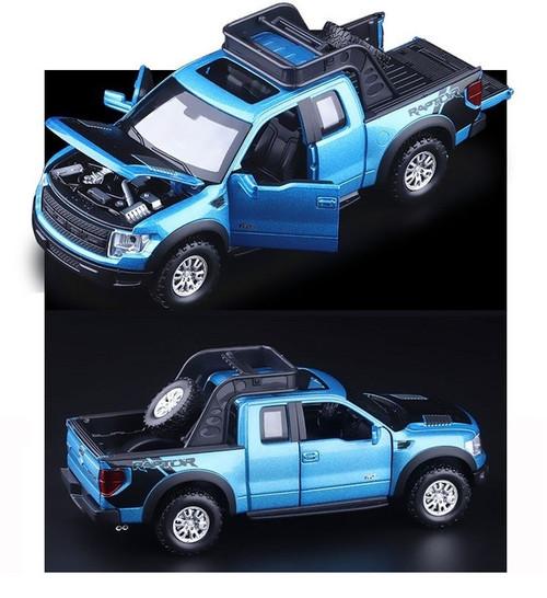 Ford F150 Raptor Toy Model