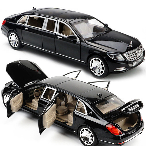 Mercedes Benz S Maybach Limo Toy Model